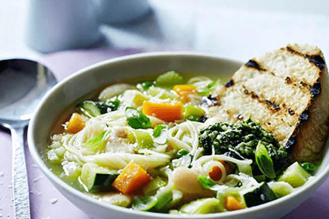 Provençal Soup